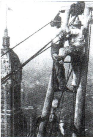 Hình ảnh công nhân Mĩ năm 1920