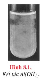 Kết tủa nhôm hidroxit