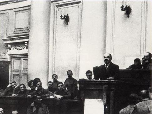Luận cương tháng 4-1917 của Lê-nin