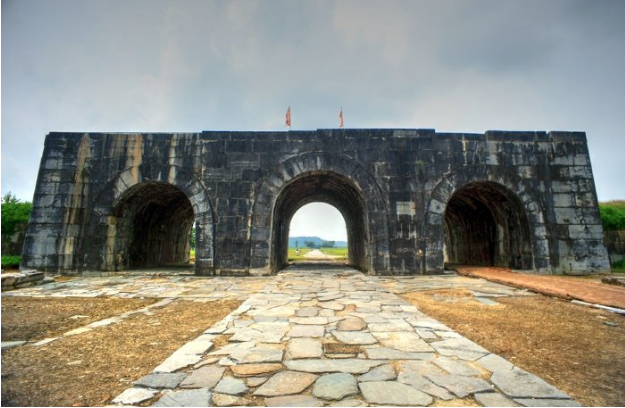 Thành Nhà Hồ (thành Tây Đô) - Công trình độc nhất tại Việt Nam