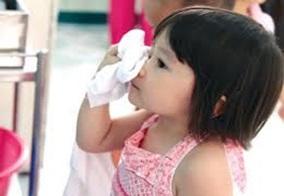 Hậu quả bệnh đau mắt 1