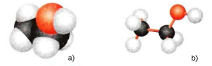 Mô hình phân tử etanol