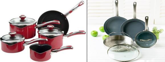 Dụng cụ nấu ăn chống dính