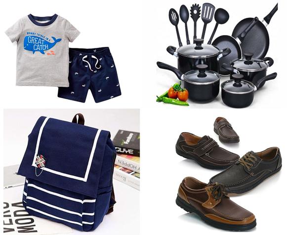 Môt vài vật dụng thiết yếu trong gia đình