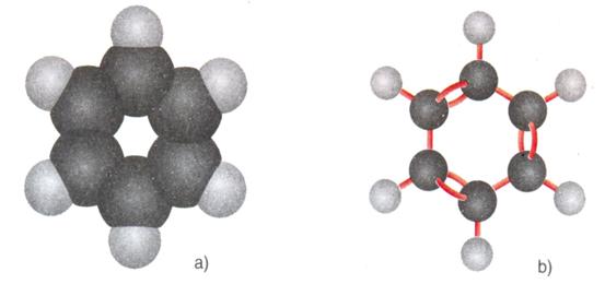 Mô hình phân tử Benzen