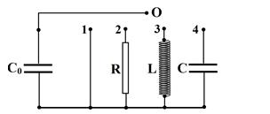 Tích điện cho tụ C0 trong mạch điện