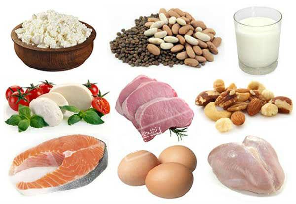 thực phẩm chứa nhiều chất béo