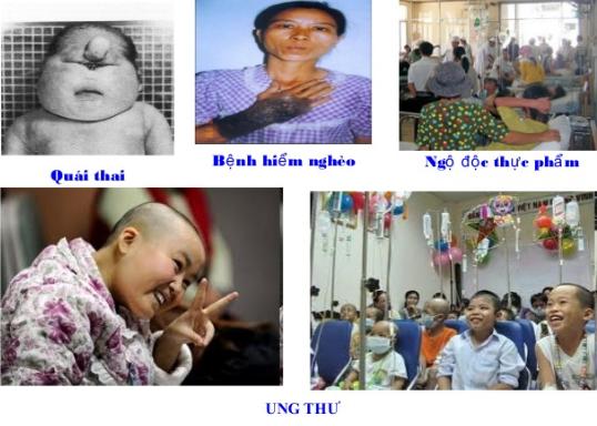 Tác hại của đột biến gen