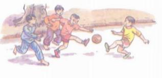 Kể chuyện: Trận bóng dưới lòng đường