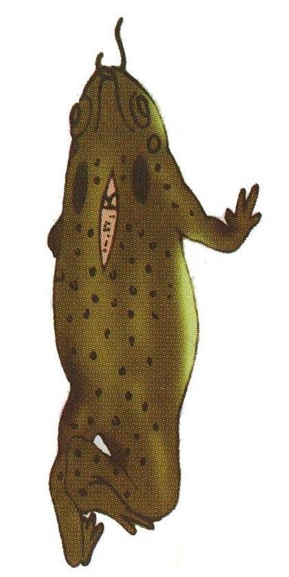 Treo ếch lên giá