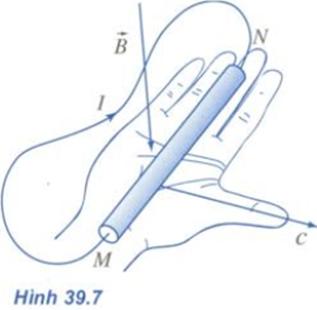 bài 39 suất điện động cảm ứng trong một đoạn dây dẫn chuyển động