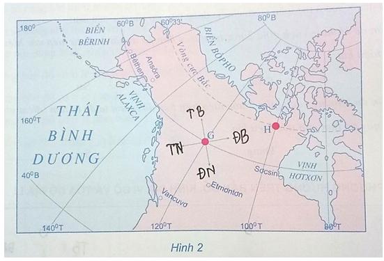 Giải tập bản đồ và bài tập thực hành Địa Lí 6