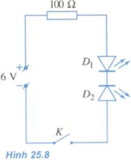 Bài 25 TH Khảo sát đặc tính chỉnh lưu của điốt bán dẫn và đặc tính khuếch đại của tranzito