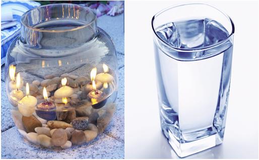 So sánh tính tan của các chất trong nước