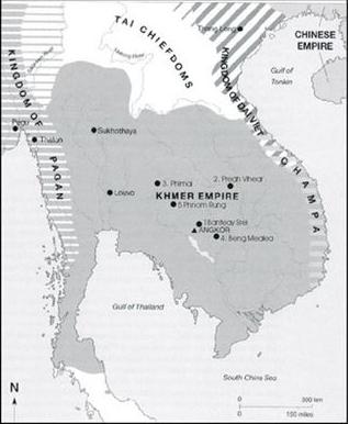 Vương quốc Campuchia ở thế kỉ XVII