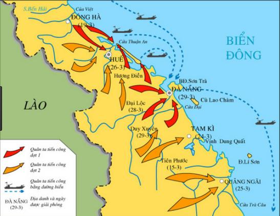 Chiến dịch Huế - Đà nẵng