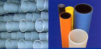 Ống PVC và ống PVC màu