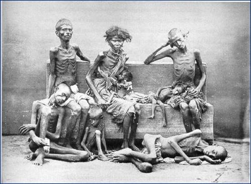 Những nạn nhân  của nạn đói 1876-1877