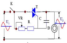 Điện áp và tốc độ của quạt có thể được điều khiển bằng cách điều chỉnh biến  trở VR trên hình 15-2a.