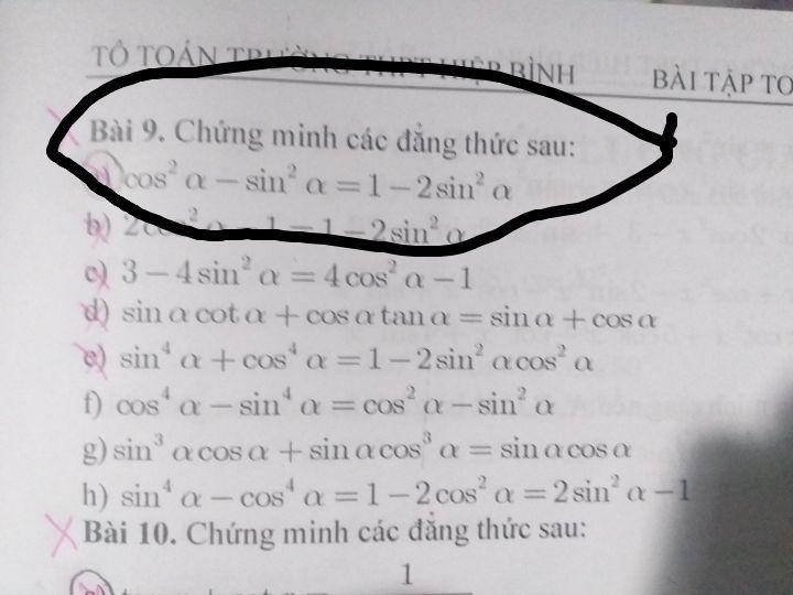 Chứng Minh Cos Pi 15 Cos 2pi 15 Cos 7pi 15 1 128 Nguyen Bao Anh