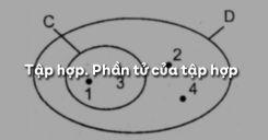 Bài 1: Tập hợp và phần tử của tập hợp