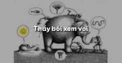 Soạn bài Thầy bói xem voi - Ngữ văn 6