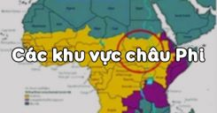 Bài 32: Các khu vực châu Phi