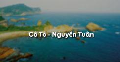 Cô Tô - Nguyễn Tuân