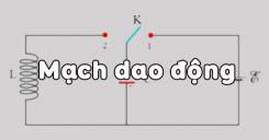 Bài 20: Mạch dao động