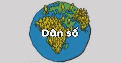 Bài 1: Dân số