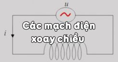 Bài 13: Các mạch điện xoay chiều