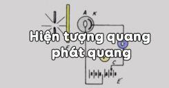 Bài 32: Hiện tượng quang - phát quang