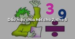 Bài 12: Dấu hiệu chia hết cho 3, cho 9