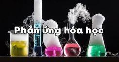 Bài 13: Phản ứng hóa học