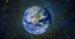 Bài 1: Vị trí, hình dạng và kích thước của trái đất