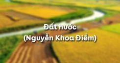 Đất Nước - Nguyễn Khoa Điềm
