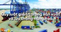 Bài 3: Quy luật giá trị trong sản xuất và lưu thông hàng hoá