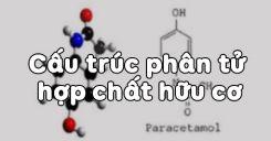 Bài 22: Cấu trúc phân tử hợp chất hữu cơ