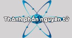 Bài 1: Thành phần nguyên tử