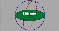 Bài 2: Mặt cầu