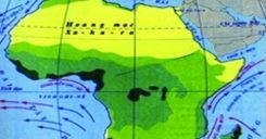 Bài 28: Thực hành Phân tích lược đồ phân bố các môi trường tự nhiên, biểu đồ nhiệt độ và lượng mưa ở châu Phi