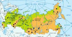Bài 8: Liên bang Nga