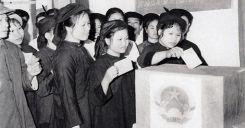 Bài 24: Việt Nam trong năm đầu sau thắng lợi của cuộc kháng chiến chống Mĩ, cứu nước năm 1975