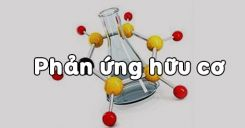 Bài 23: Phản ứng hữu cơ