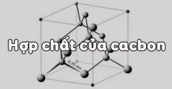 Bài 16: Hợp chất của cacbon