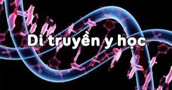 Bài 21: Di truyền y học
