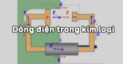 Bài 13: Dòng điện trong kim loại