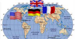 Bài 35: Các nước Anh, Pháp, Đức, Mĩ và sự bành trướng thuộc địa