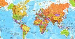 Bài 2: Bản đồ cách vẽ bản đồ
