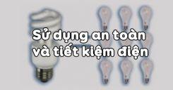 Bài 19: Sử dụng an toàn và tiết kiệm điện